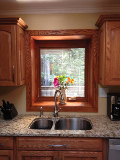 Restorations Projected Frame Window add that special touch to any room in your home
