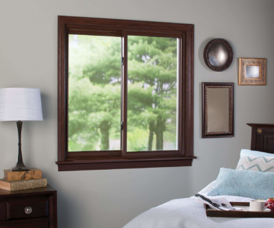 Vinyl sliding windows offering beauty and energy efficiency