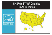 Restorations windows are ENERGY STAR which meet performance requirements for all 50 States in the U.S.