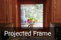 Projected Frame