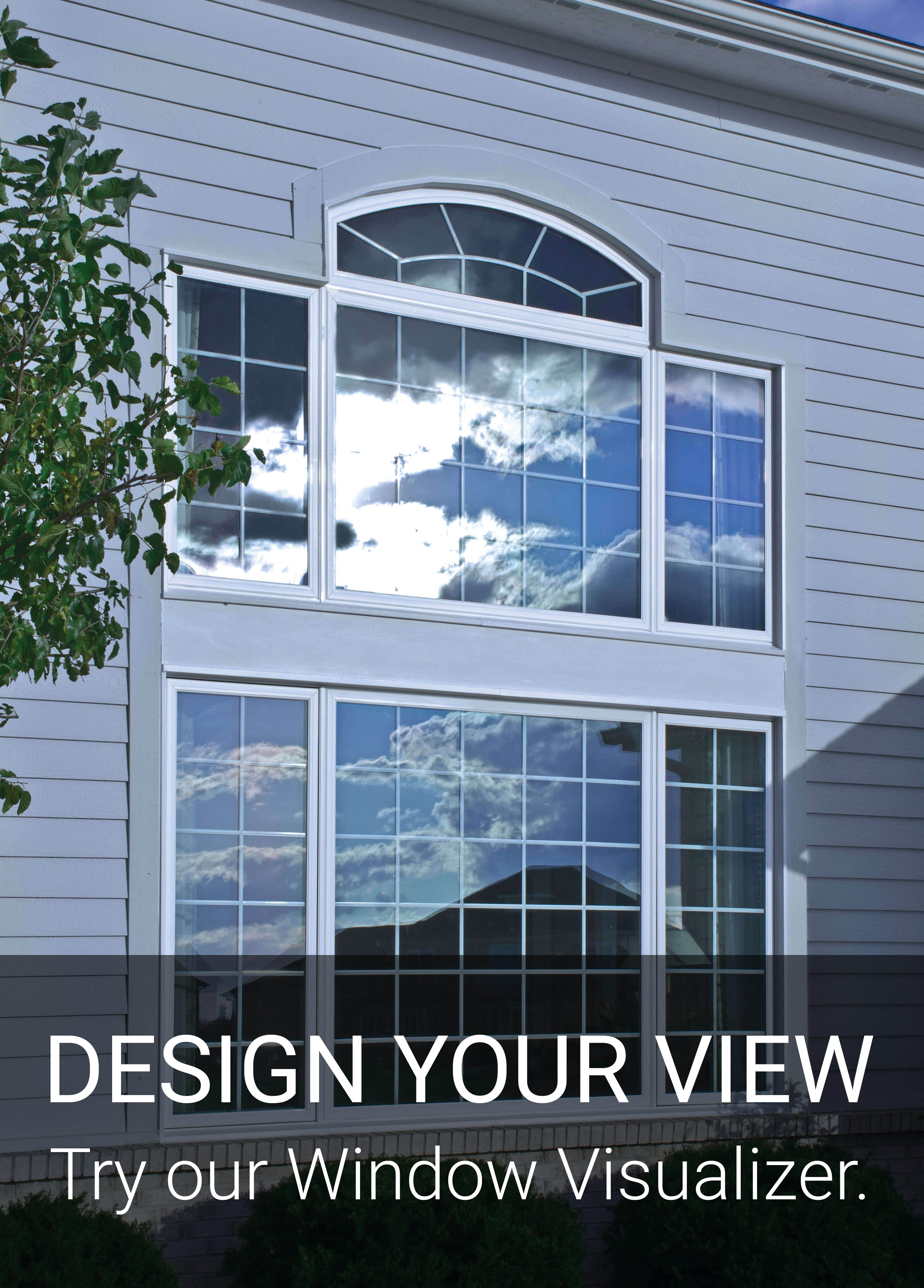 Our Window Visualizer lets you select and customize your replacement windows with ease